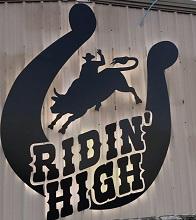 Ridin High